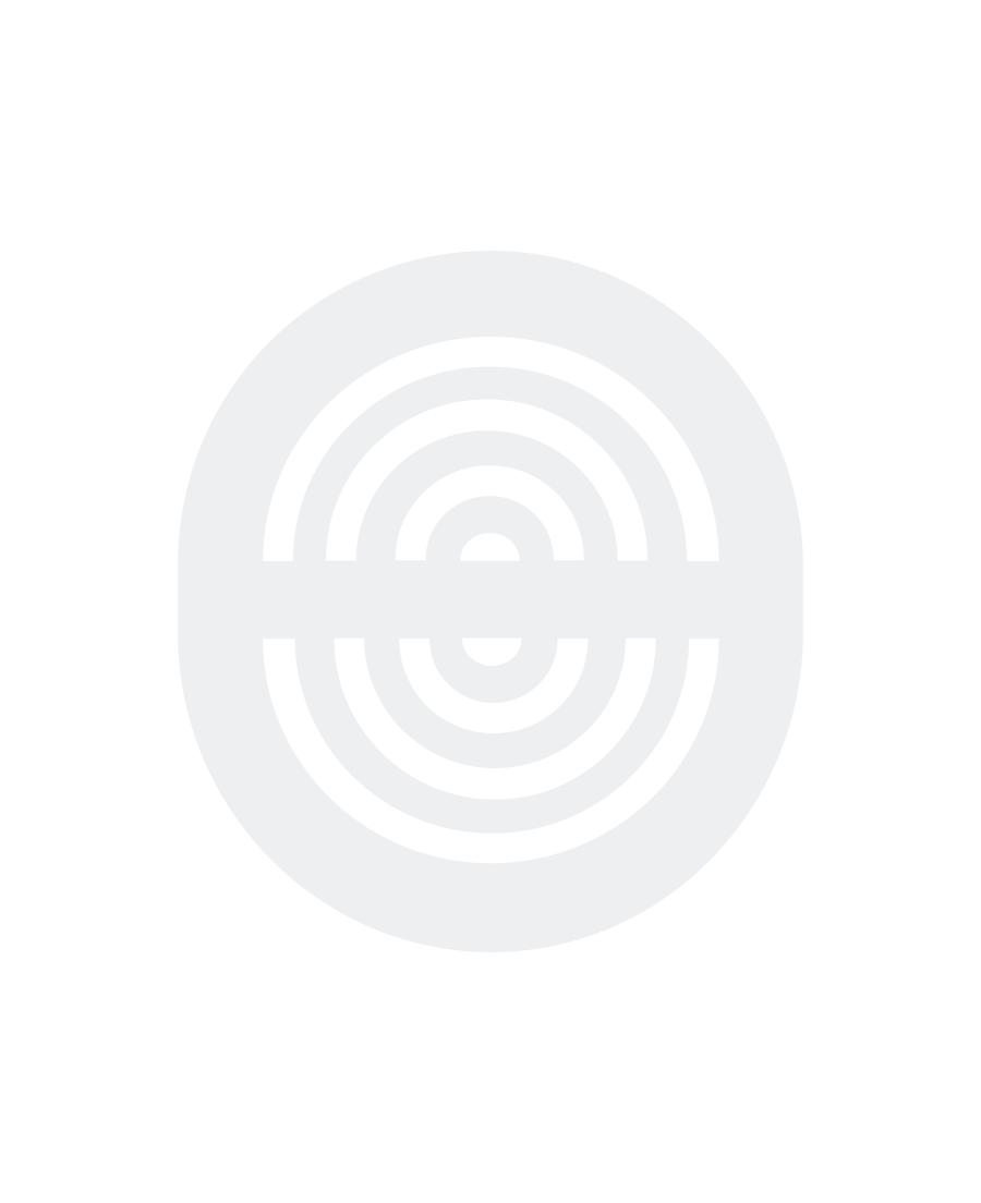 Midi-Fence® Plastic Mask With White Bib