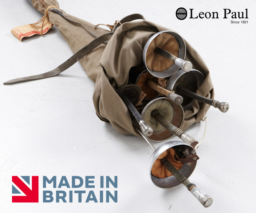 Leon Paul London Iconic Fencing Equipment Made In London
